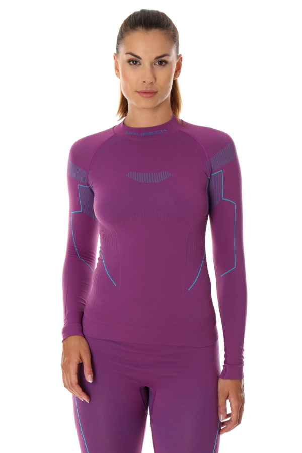Dames Thermo Shirt met Nilit® Innergy